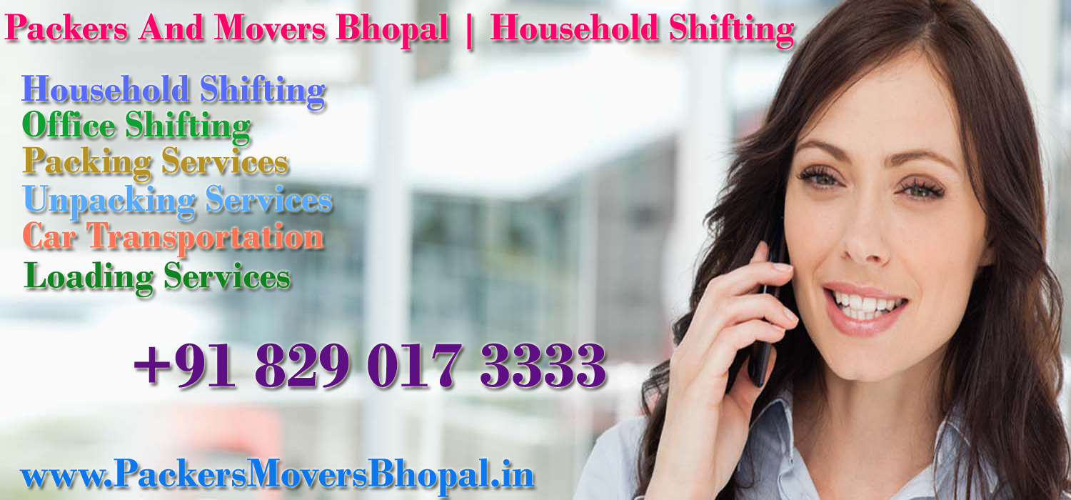 Packers and Movers Bhopal Charges